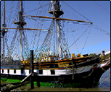 Dunbrody Famine Ship, Wexford.